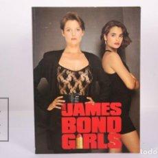 Libros de segunda mano: LIBRO DE GRAN FORMATO EN INGLÉS - THE JAMES BOND GIRLS - BOXTREE - AÑO 1989. Lote 171335519