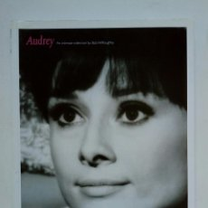 Libros de segunda mano: AUDREY, AN INTIMATE COLLECTION BY BOB WILLOUGHBY (2002, VISION OF PUBLISHING) AUDREY HEPBURN. Lote 171406062