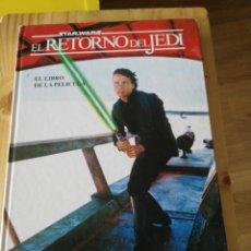 Libros de segunda mano: EL RETORNO DEL JEDI - STAR WARS - LIBRO DE LA PELICULA - AÑO 1983 - 1ª EDICION - HYMSA. Lote 171800177