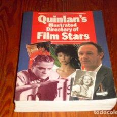 Libros de segunda mano: QUINLAN'S ILUSTRATED DIRECTORY OF FILMS STAR - 1986 -. Lote 171845164