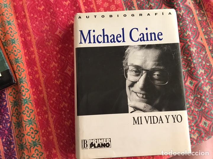 MI VIDA Y YO. MICHAEL CAINE. AUTOBIOGRAFÍA (Libros de Segunda Mano - Bellas artes, ocio y coleccionismo - Cine)