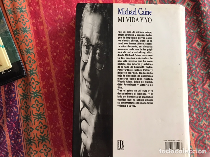 Libros de segunda mano: Mi vida y yo. Michael Caine. Autobiografía - Foto 2 - 171965975
