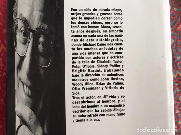 Libros de segunda mano: Mi vida y yo. Michael Caine. Autobiografía - Foto 3 - 171965975