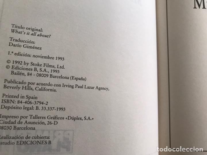 Libros de segunda mano: Mi vida y yo. Michael Caine. Autobiografía - Foto 4 - 171965975
