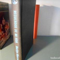 Libros de segunda mano: RECUERDOS DE MI VIDA - MARILYN MONROE. Lote 172017319