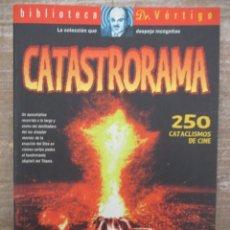 Libros de segunda mano: CATASTRORAMA - 250 CATACLISMOS DE CINE - BIBLIOTECA DR VÉRTIGO - GLÉNAT. Lote 172091458