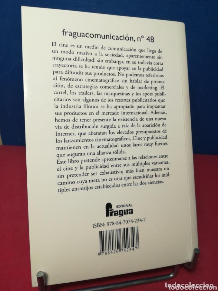 Libros de segunda mano: Cine y publicidad - Francisco Perales Bazo (c.) - Fragua, 2007 - Foto 3 - 172332995