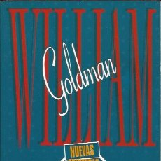 Libros de segunda mano: LIBRO NUEVAS AVENTURAS DE UN GUIONISTA EN HOLLYWOOD WILLIAM GOLDMAN PLOT EDIC.. Lote 195156666