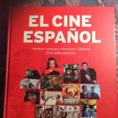 Libros de segunda mano: EL CINE ESPAÑOL. HISTORIA,ACTORES Y DIRECTORES, GENEROS.... LAROUSSE 2002. Lote 172618578