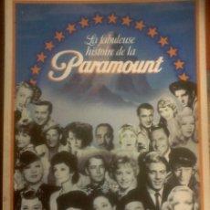 Libros de segunda mano: JOHN DOUGLAS EAMES - LA FABULEUSE HISTOIRE DE LA PARAMOUNT (L'HISTOIRE DU STUDIO ET DE 2805 FILMS). Lote 151971254