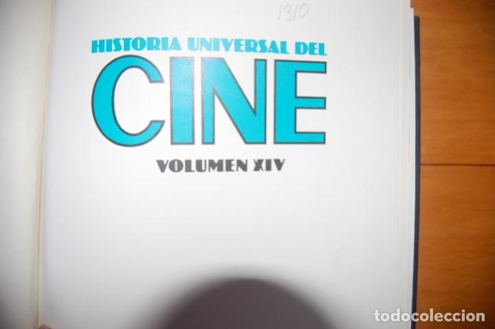 Libros de segunda mano: Historia Universal del Cine. Tomo 14. - Foto 2 - 172964993
