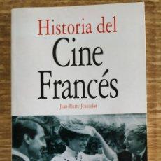 Libros de segunda mano: LIBRO - HISTORIA DELL CINE FRANCÉS (1997, ACENTO FLASH) JEAN-PIERRE JEANCOLAS. Lote 173482632