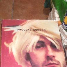 Libros de segunda mano: DOUGLAS GORDON ORGANIZADO POR RUSSELL FERGUSON 1996 30 X 24. Lote 173518108