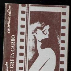 Libros de segunda mano: VIDA DE GRETA GARBO, CESAR ARCONADA. Lote 173542182