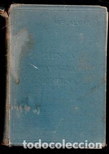 TECNICA CINEMATOGRÁFICA MODERNA, M.F. ALVAR (Libros de Segunda Mano - Bellas artes, ocio y coleccionismo - Cine)