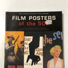 Libros de segunda mano: FILM POSTERS OF THE 50'S. TASCHEN. POSTERS DE CINE AÑOS 50. VER FOTOS. Lote 173568517