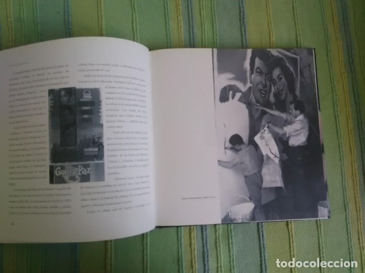 Libros de segunda mano: Cine con los cinco sentidos. Las carteleras de Josán. Alejandro Pachón - Foto 2 - 173569517