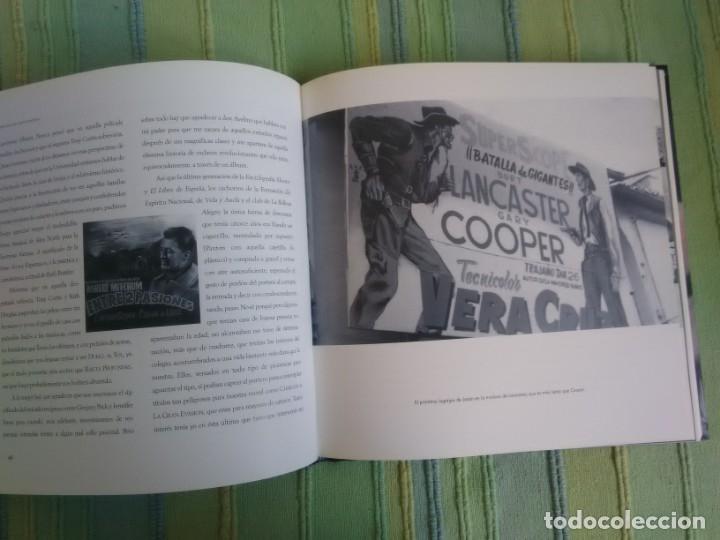 Libros de segunda mano: Cine con los cinco sentidos. Las carteleras de Josán. Alejandro Pachón - Foto 4 - 173569517