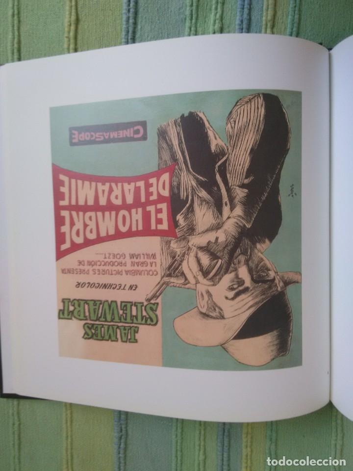 Libros de segunda mano: Cine con los cinco sentidos. Las carteleras de Josán. Alejandro Pachón - Foto 7 - 173569517