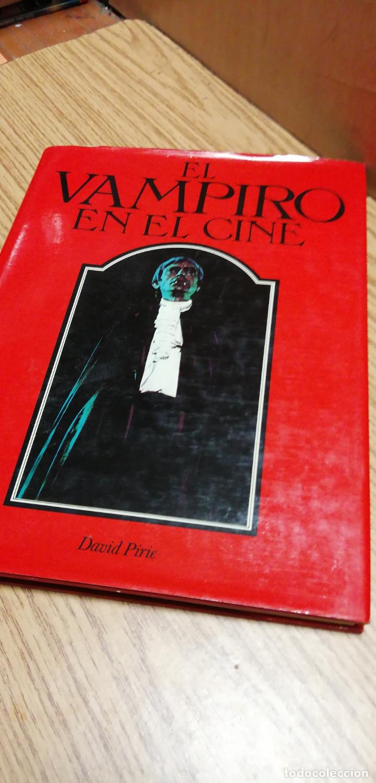 EL VAMPIRO EN EL CINE (Libros de Segunda Mano - Bellas artes, ocio y coleccionismo - Cine)