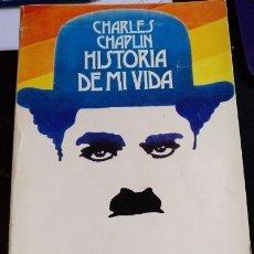 Libros de segunda mano: HISTORIA DE MI VIDA (MY AUTOBIOGRAPHY). - CHAPLIN, CHARLES.. Lote 173747712