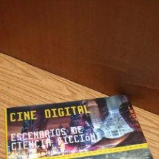 Libros de segunda mano: CINE DIGITAL: ESCENARIOS DE CIENCIA-FICCIÓN. Lote 174282895