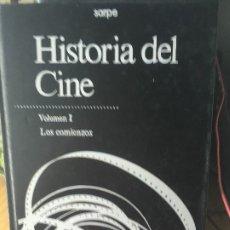 Libros de segunda mano: HISTORIA DEL CINE. VOLUMEN I. LOS COMIENZOS. SARPE . Lote 174332568