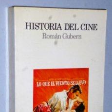 Libros de segunda mano: HISTORIA DEL CINE. Lote 174469903