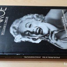 Libros de segunda mano: MARILYN MONROE - WILLIAM C TAYLOR - ULTRAMAR / GARA 34. Lote 174477237
