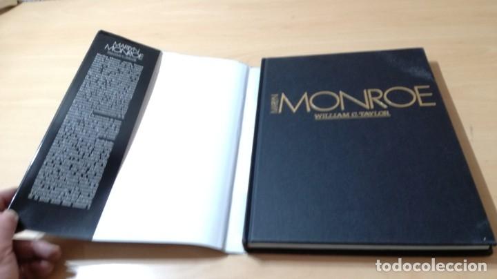 Libros de segunda mano: MARILYN MONROE - WILLIAM C TAYLOR - ULTRAMAR / GARA 34 - Foto 6 - 174477237