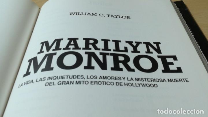 Libros de segunda mano: MARILYN MONROE - WILLIAM C TAYLOR - ULTRAMAR / GARA 34 - Foto 10 - 174477237