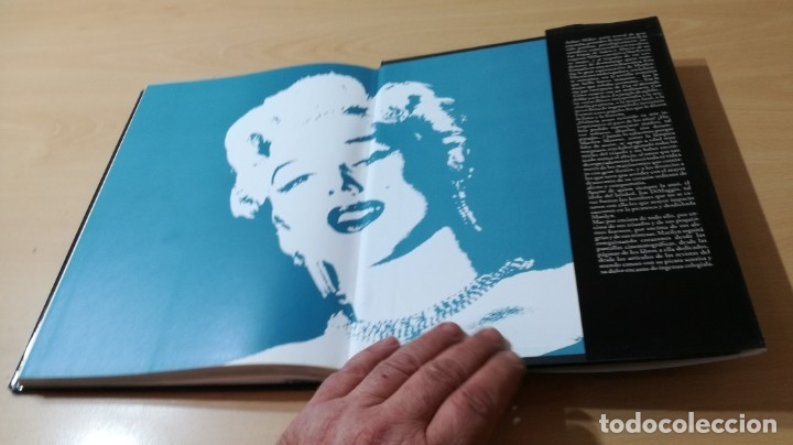 Libros de segunda mano: MARILYN MONROE - WILLIAM C TAYLOR - ULTRAMAR / GARA 34 - Foto 28 - 174477237