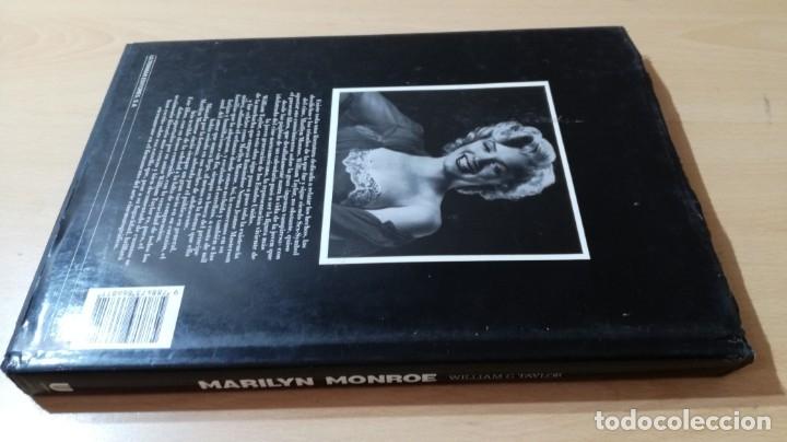 Libros de segunda mano: MARILYN MONROE - WILLIAM C TAYLOR - ULTRAMAR / GARA 33 - Foto 2 - 174477245