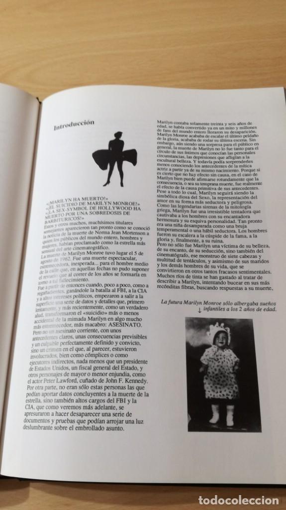 Libros de segunda mano: MARILYN MONROE - WILLIAM C TAYLOR - ULTRAMAR / GARA 33 - Foto 9 - 174477245