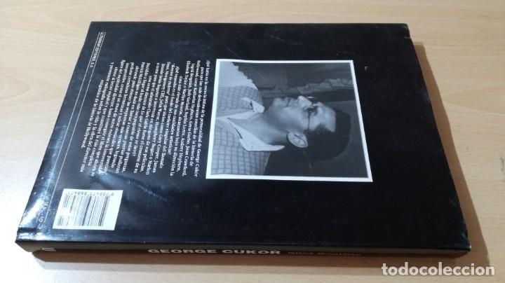 Libros de segunda mano: GEORGE CUKOR - PATRICK MCGUILLIGAN - BIOGRAFIA ARTISTICA PRIVADA DIRECTOR/ GARA 35/ CINE - Foto 2 - 174477248