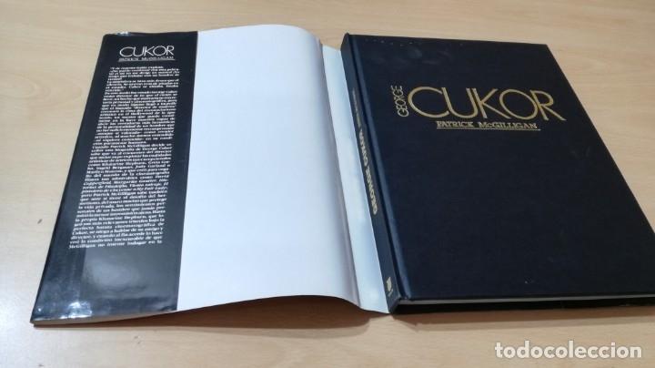 Libros de segunda mano: GEORGE CUKOR - PATRICK MCGUILLIGAN - BIOGRAFIA ARTISTICA PRIVADA DIRECTOR/ GARA 35/ CINE - Foto 6 - 174477250