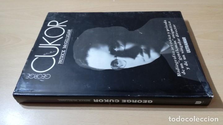 GEORGE CUKOR - PATRICK MCGUILLIGAN - BIOGRAFIA ARTISTICA PRIVADA DIRECTOR/ GARA 35/ CINE (Libros de Segunda Mano - Bellas artes, ocio y coleccionismo - Cine)