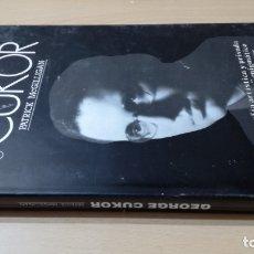 Libros de segunda mano: GEORGE CUKOR - PATRICK MCGUILLIGAN - BIOGRAFIA ARTISTICA PRIVADA DIRECTOR/ GARA 35/ CINE. Lote 174477250