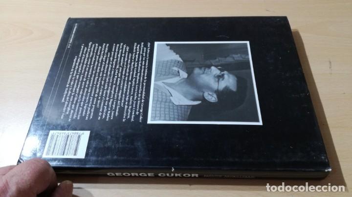 Libros de segunda mano: GEORGE CUKOR - PATRICK MCGUILLIGAN - BIOGRAFIA ARTISTICA PRIVADA DIRECTOR/ GARA 35/ CINE - Foto 2 - 174477250