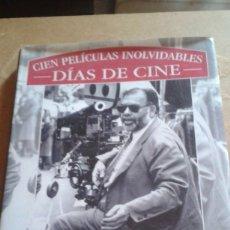Libros de segunda mano: DIAS DE CINE CIEN PELICULAS INOLVIDABLES DE EDMOND ORTS. Lote 174852230