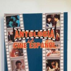 Libros de segunda mano: ANTOLOGÍA DEL CINE ESPAÑOL. VOLUMEN VOL. 1. VARIOS AUTORES. TDK403. Lote 174939817