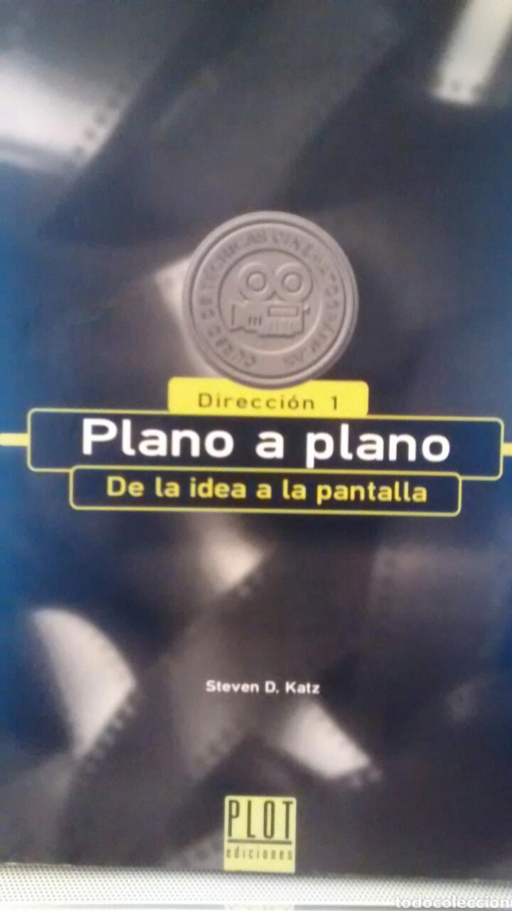 PLANO A PLANO DE LA IDEA A LA PANTALLA. DIRECCION 1 DE STEVEN D. KATZ (PLOT) (Libros de Segunda Mano - Bellas artes, ocio y coleccionismo - Cine)