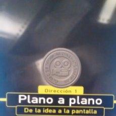Libros de segunda mano: PLANO A PLANO DE LA IDEA A LA PANTALLA. DIRECCION 1 DE STEVEN D. KATZ (PLOT). Lote 174985630