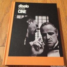 Libros de segunda mano: DISELO CON CINE,. Lote 174993878