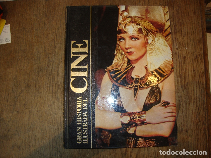 TOMO GRAN HISTORIA ILUSTRADA DEL CINE Nº 2 (Libros de Segunda Mano - Bellas artes, ocio y coleccionismo - Cine)