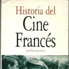 Libros de segunda mano: HISTORIA DEL CINE FRANCES JEAN PIERRE JEANCOLAS ACENTO EDITORIAL. Lote 175461430