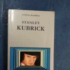 Libros de segunda mano: STANLEY KUBRICK - RIAMBAU,ESTEVE. Lote 175609513
