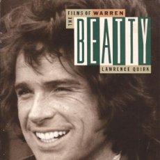 Libros de segunda mano: LIBRO DE CINE THE FILMS OF WARREN BEATTY LAWRENCE QUIRK CITADEL PRESS. Lote 175653404