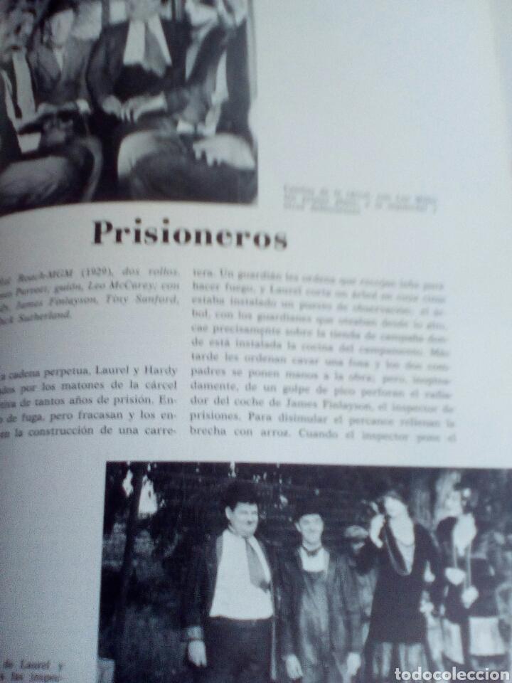 Libros de segunda mano: Los films de Stan Laurel y Oliver Hardy. Willian K. Everson - Foto 3 - 175895080