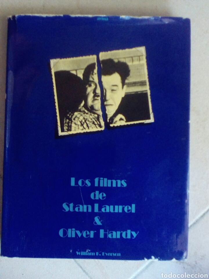 LOS FILMS DE STAN LAUREL Y OLIVER HARDY. WILLIAN K. EVERSON (Libros de Segunda Mano - Bellas artes, ocio y coleccionismo - Cine)